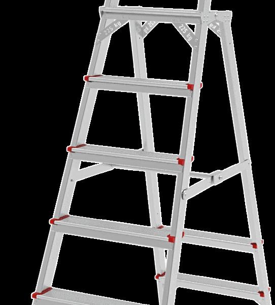 Алюминиевая стремянка